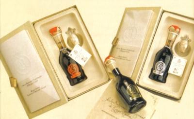 Vinaigre lasmique traditionel de Reggio Emilia