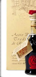 Aceto balsamico tradizionale DOP - Balsdamic Vinegar