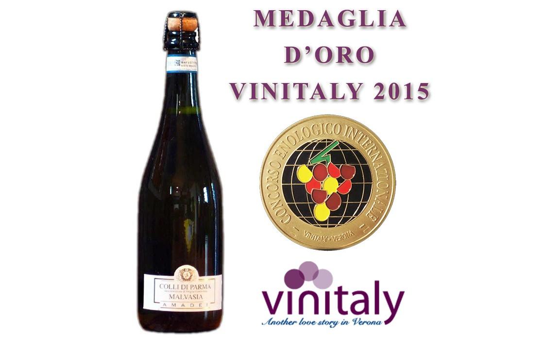 Malvasia vino Parma